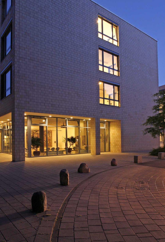 Clădirea Clinicii Schon din Germania